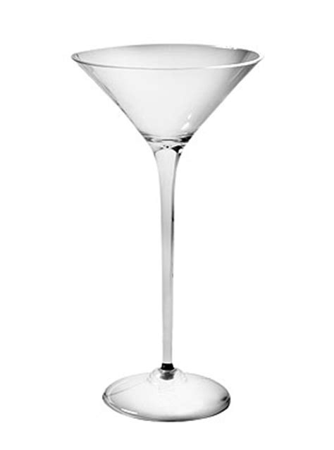 Cocktail Vase by Martini Glass Vase Catering Equipment Hire