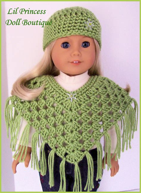 Crochet Pattern Doll Clothes | free crochet american doll clothes crochet learn how