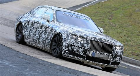 rolls royce ghost tests   platform