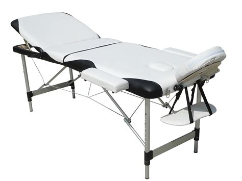 3 section portable massage table massage table 3 section lightweight portable folding