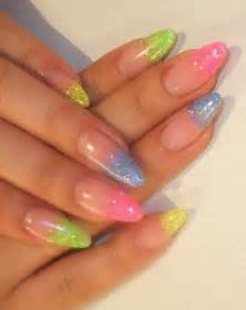 color nail designs pretty nail ideas for summer