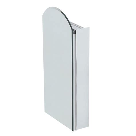 recessed mirrored medicine cabinets for bathrooms pegasus 15 in x 30 in frameless recessed or surface