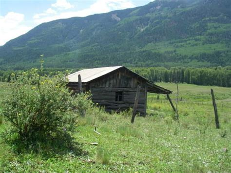 Conejos River Cabins by South Fork Conejos River Semiloop Backpacking Light