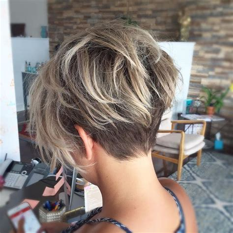 Special Cuts For Women With Hairloss | best 25 balayage on short hair ideas on pinterest