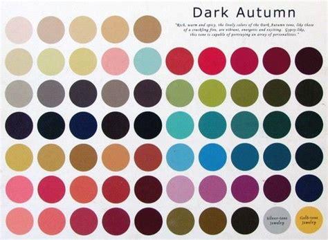 deep autumn color palette your sister season warm autumn leaning deep warm autumn