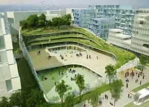Eco Friendly Architecture Concept Ideas Best 25 School Building Design Ideas On