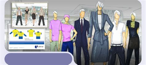 Wardrobe Management by Dina Corporate Uniforms Business Work Wear Complete