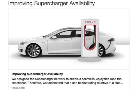 Tesla How To Charge Tesla Starts Charging Users For Parking In Supercharger