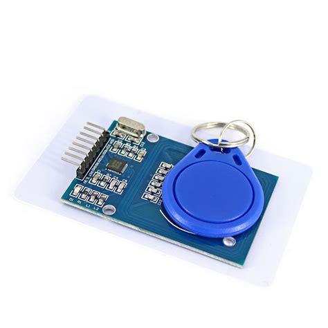 Rc522 Rfid Rf Ic Card Sensor Module nfc rfid rc522 rf ic card rfid reader module w s50 card
