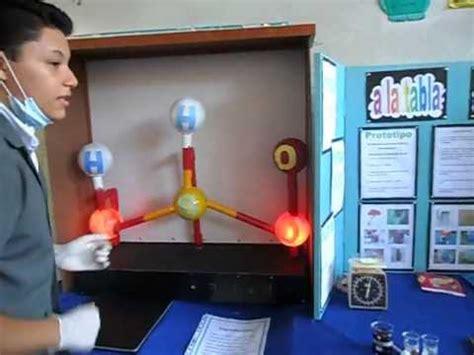 proyectos de feria cientifica cecnsr proyectos tercer ciclo feria de ciencias youtube