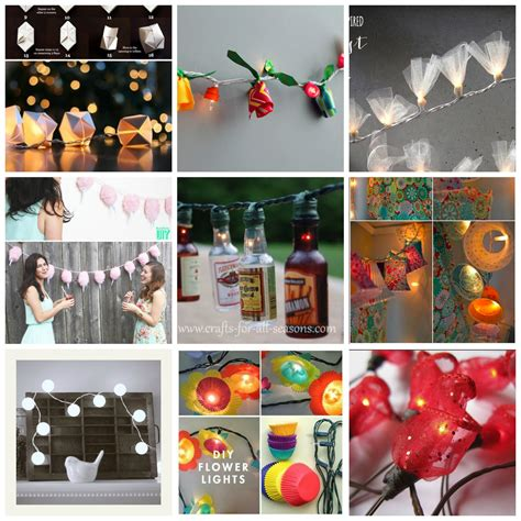 diy party lighting ideas 9 diy party light ideas diy for life