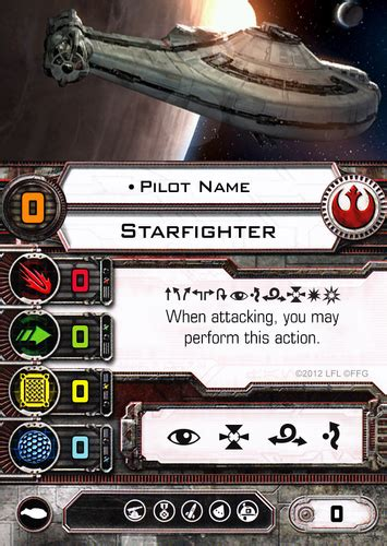 X Wing Card Template by Page 1 Of 3 Hi Res Photoshop Templates Posted In X