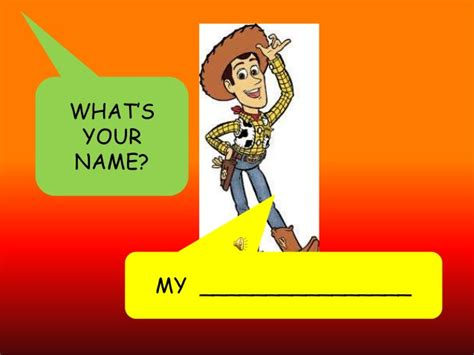 whats your name what s your name