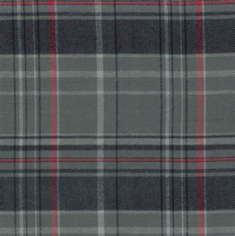 grey flannel upholstery fabric flannel shirtings fabric gray red plaid jo ann