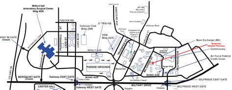 lackland texas map lackland afb base map building by number pictures to pin on pinsdaddy