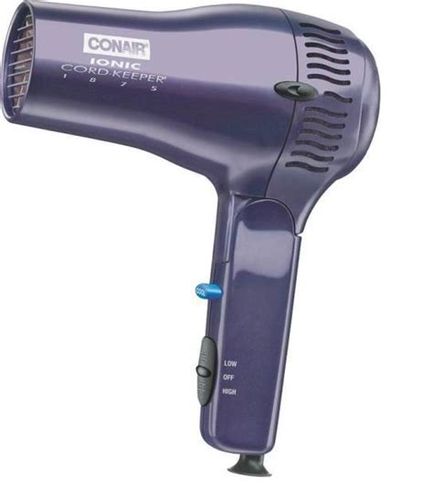 Hair Dryer Conair Vs Revlon conair 289 ionic condition hair dryer 1875 watts toolboxsupply