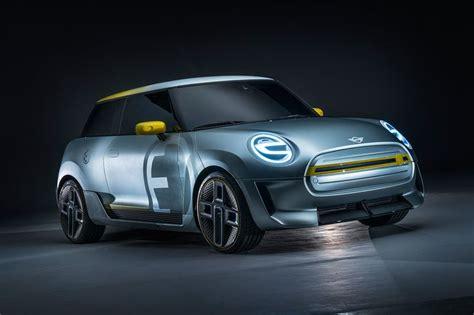 Mini E Autos elektroauto mini e 2019 showcar mit elektro motor