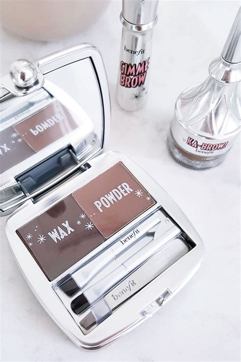 Benefit Brow Zing by The Amazing Benefit Brow Collection My
