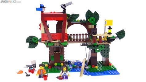Lego Creator 31053 Treehouse Adventures lego creator 3 in 1 treehouse adventures review 31053