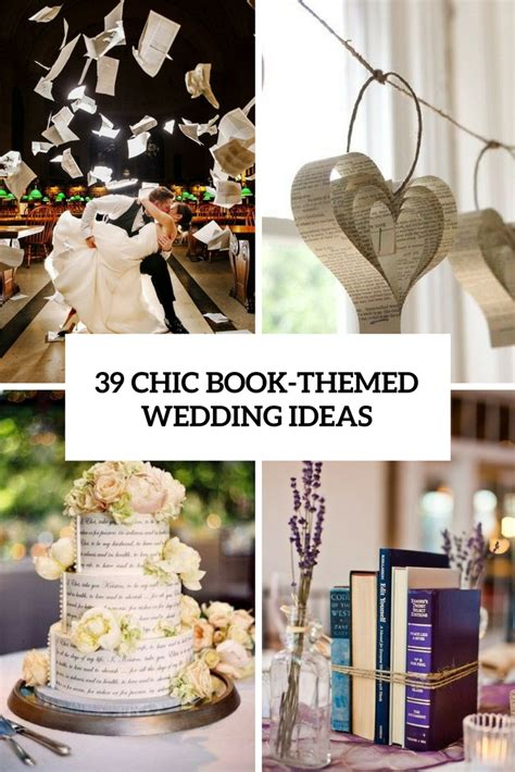 deco themed wedding 39 chic book themed wedding ideas weddingomania