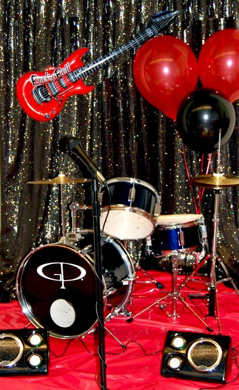rock themed events 166 best rock star party images on pinterest birthday