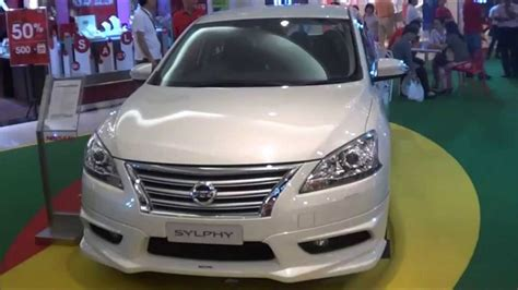 nissan sylphy nismo nissan sylphy impul aerokit bodykit 2015 short take youtube