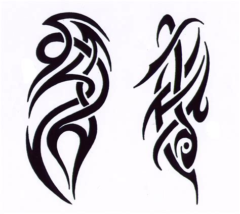 tribal tattoo outlines tribal design img26 jpg 1 217 215 1 091 pixels