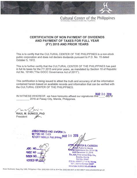 certification letter for payment 28 certification letter for payment loan