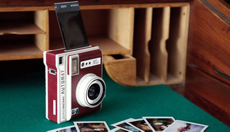 best lomography lomography launches kickstarter for the new lomo instant
