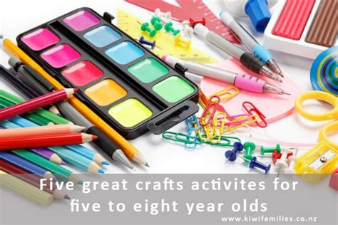 crafts for 7 year olds craft activities for 8 12 year olds kiwi families