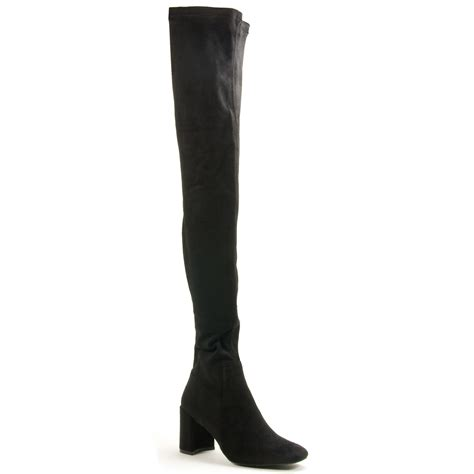 suede otk boots jeffrey cbell cienega suede the knee boots in