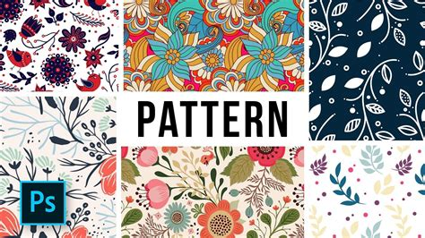 Pattern Indonesia Translate | cara buat pattern di photoshop photoshop tutorial