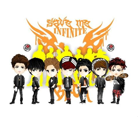Pin Infinite Logo By Lumut by Be Back Infinite Fanart Infinite Fanart