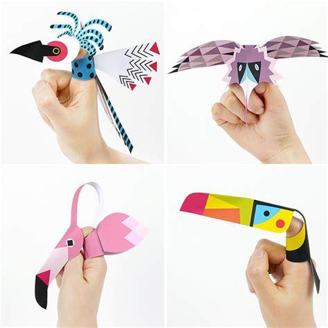 Mainan Edukatif Anak Boneka Tangan Puppet Ekspresi Orang 1 boneka craft untuk anak juni 2013