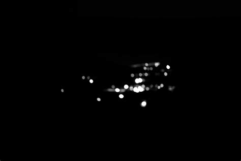 black minimalist city lights black minimalist edition by bonsa1b3n on