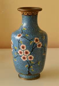 Oriental Blue And White Vases Antiques Atlas Chinese Cloisonne Vase Prunus Cherry