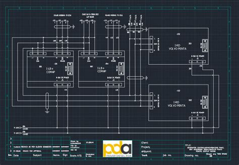 electrical drawing approval