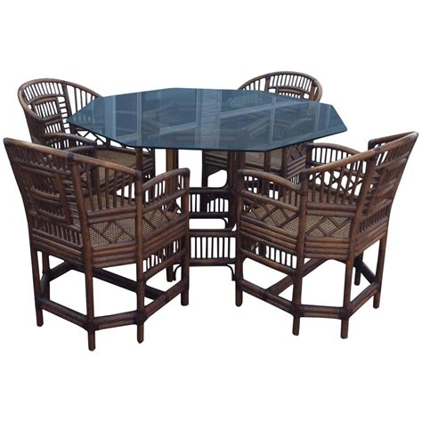 pavillon rattan brighton pavillion rattan dining set table