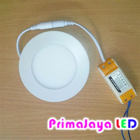 Jual Lu Led Watt Besar jual led downlight model tipis prima jaya led