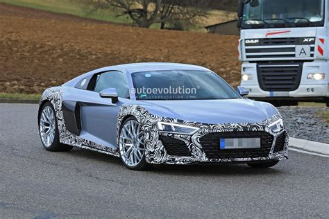 Audi R8 V6 by 2019 Audi R8 V6 Rumored To Debut At 2018 New York Auto
