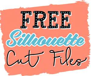 Free silhouette cut files at wherethesmileshavebeen com