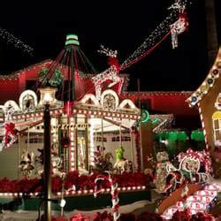 Santa Clarita Neighborhood Christmas Light Displays Lights In Santa Clarita