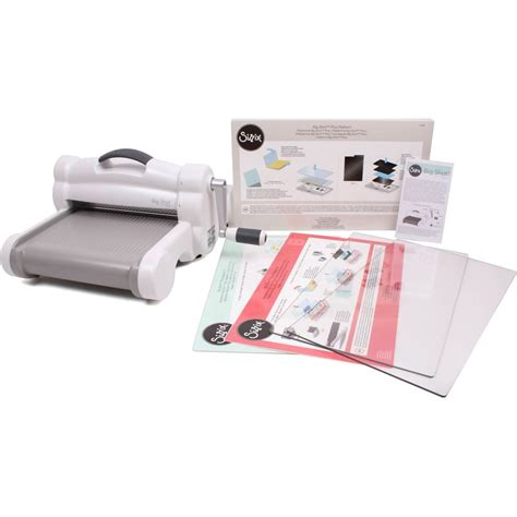 die cut machines for card sizzix big plus a4 machine die cutting scrapbook