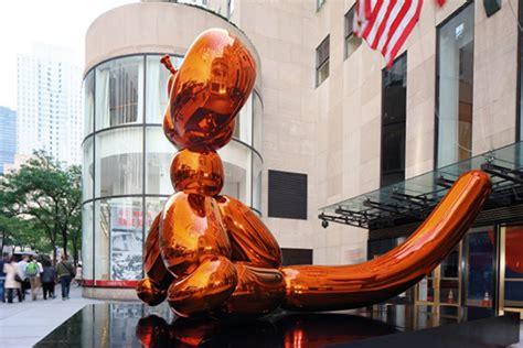 Jeff Koons - Artwork: Balloon Monkey Jeff Koons Balloon Sculpture