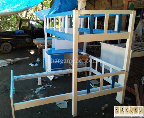 Ranjang Kayu Anak ranjang susun anak bandung mebel jepara furniture
