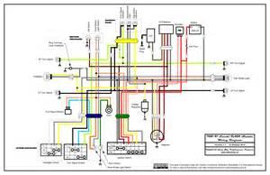 1981 1991 suzuki fa50 wiring diagram