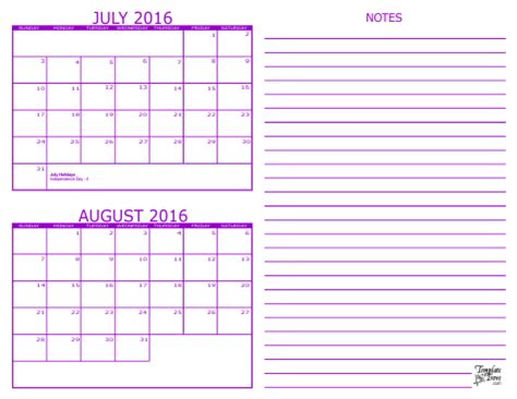 printable calendar 2016 july august september get printable calendar july august september 3 months