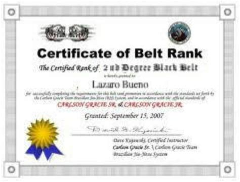 karate black belt certificate templates shark bjj quotes quotesgram