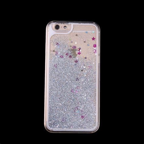 dynamic liquid glitter flow sand cover for iphone 6 4 7 qt ebay