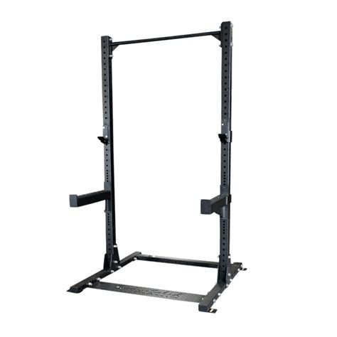 half rack weight bench body solid proclub line spr500 commercial half rack